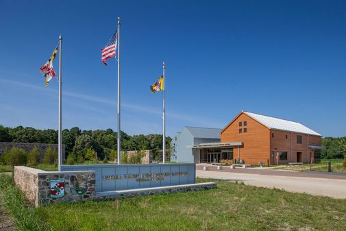 Harriet Tubman Visitor's Center