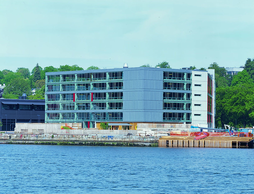 Miljøbygget Office Building