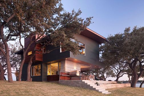 Lake LBJ Retreat House