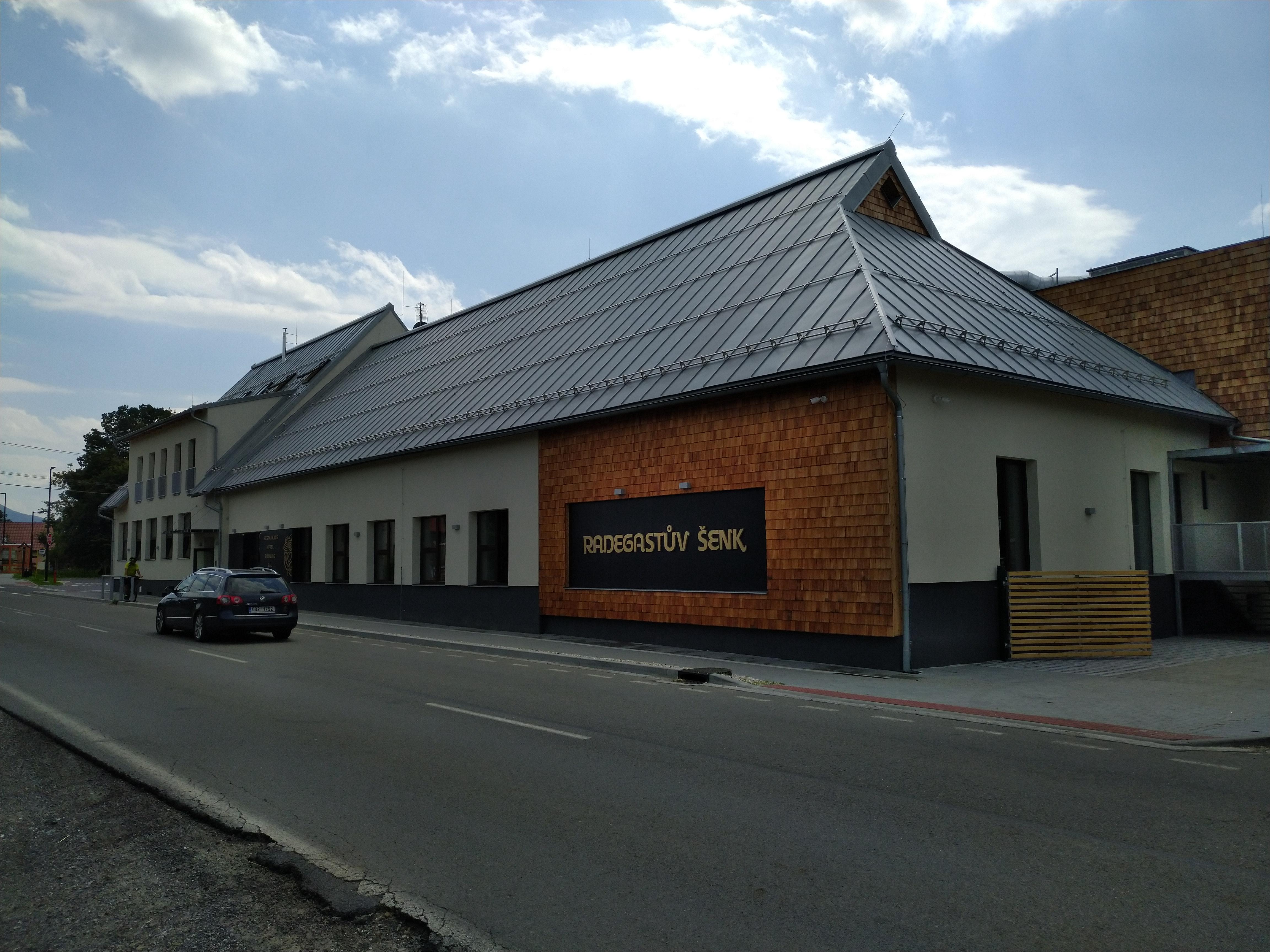 ART OF ZINC 2020 Střecha 3. místo_TB MONT Morava s. r. o., RHEINZINK-CLASSIC walzblank